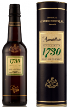 Amontillado Vors 1730  Álvaro Domecq